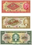 Papierove peniaze nemecko rok 1923